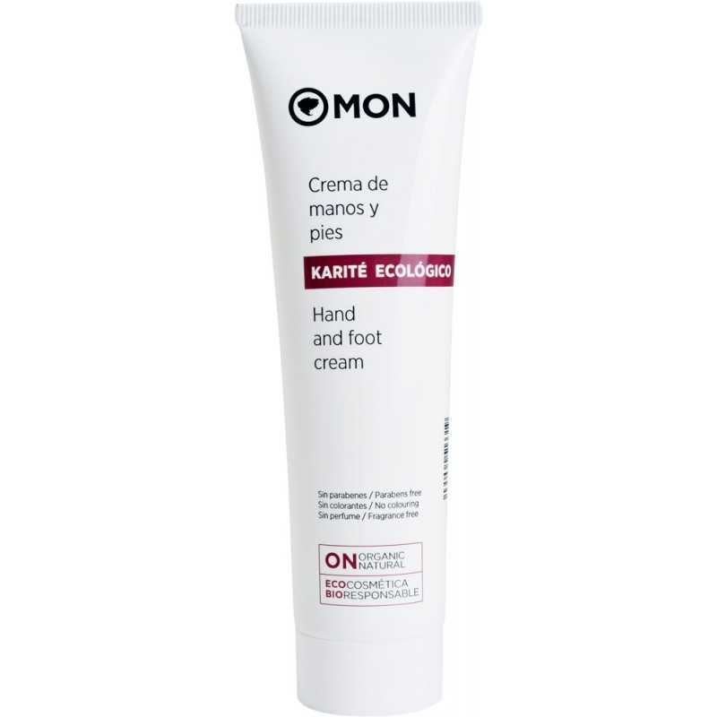 Hand & Foot Cream Shea Butter mon deconatur