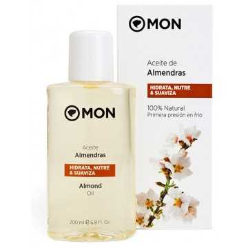Almond Oil mon deconatur