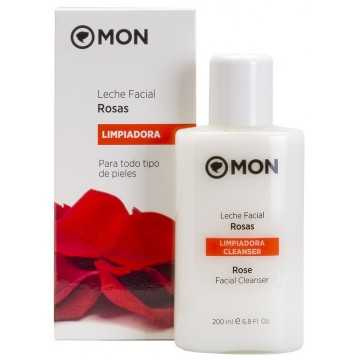 Rose Cleansing Milk Mon Deconatur