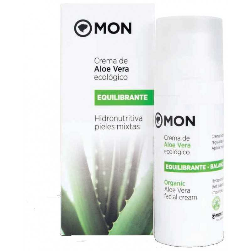Aloe Vera Facial Cream Mon Deconatur