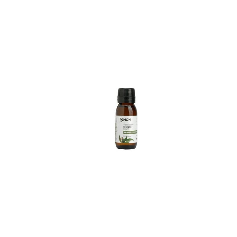 Eucalyptus Body Oil Mon Deconatur