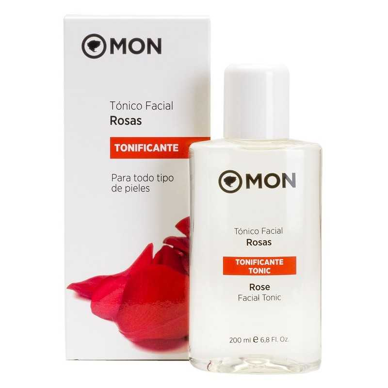 Tonic Facial Rosas Mon Deconatur
