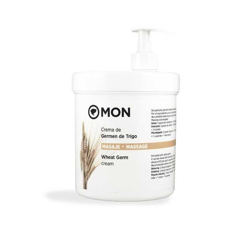 Wheat Germ Massage Cream mon deconatur