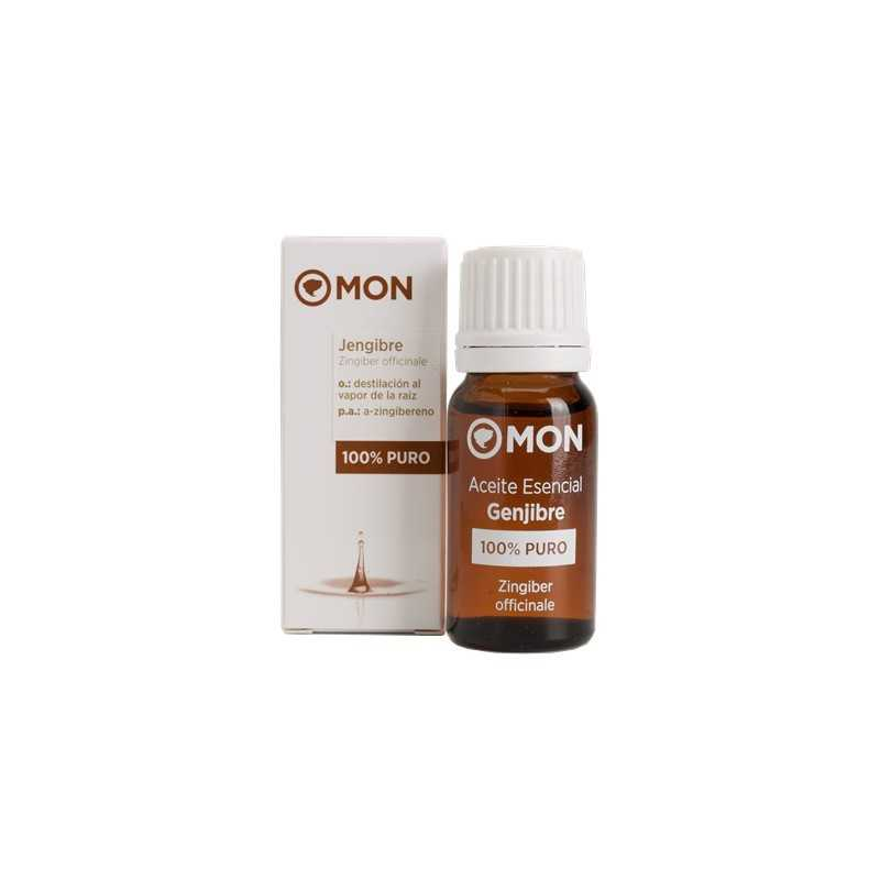 Ginger Essential Oil Mon Deconatur