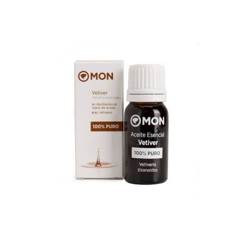 Vetiver Essential Oil Mon Deconatur