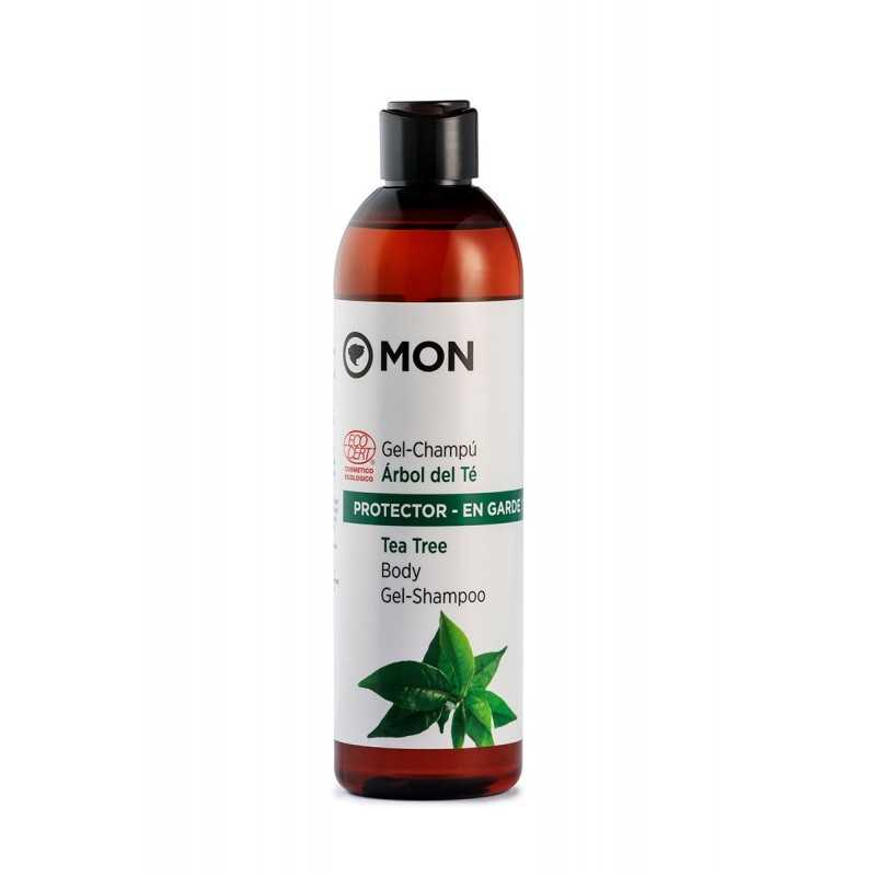 Tea Tree Gel-Shampoo Mon Deconatur